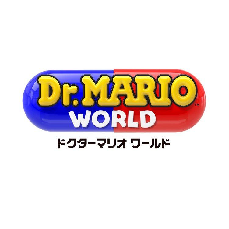 「ドクターマリオ」がスマホに 任天堂とLINEが共同開発『Dr. Mario World』