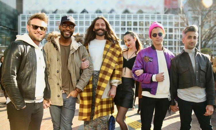 ゲイ5人組のリアリティ番組『クィア・アイ』に水原希子が出演へ 日本舞台のスペシャルシーズン