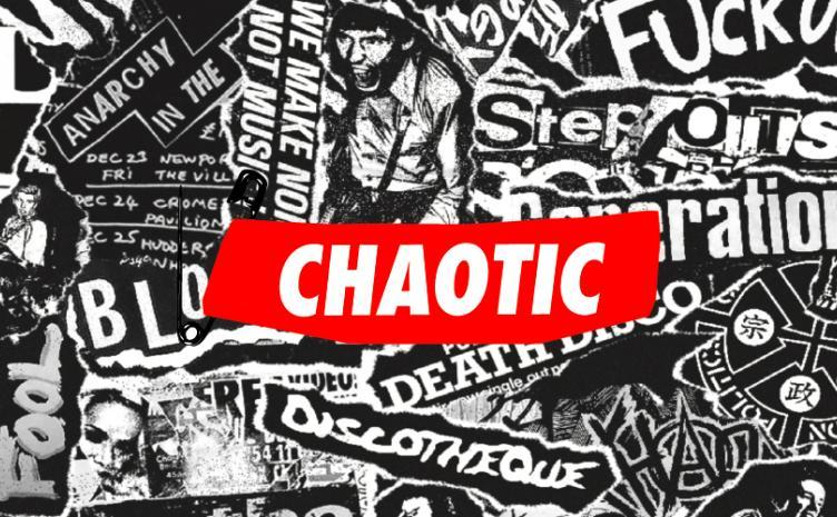 DJ DIRTYKRATES出演 ファッションブランド CHAOTIC主催イベント