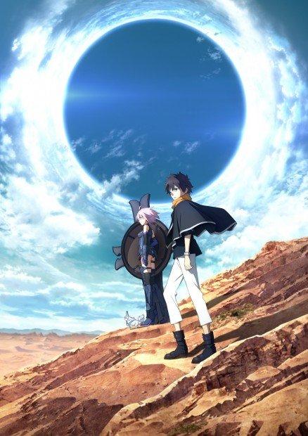 『Fate/Grand Order -絶対魔獣戦線バビロニア-』キービジュアル