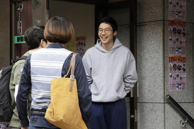 アキオの妹・美樹の彼氏役の前原滉さん