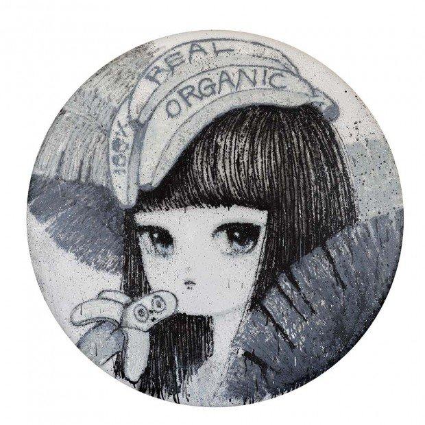Stickymonger『100 Organic』
