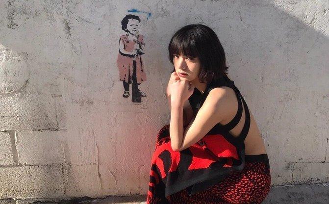 池田エライザが初写真集 スペインで「誰にも見せたことのない顔」披露