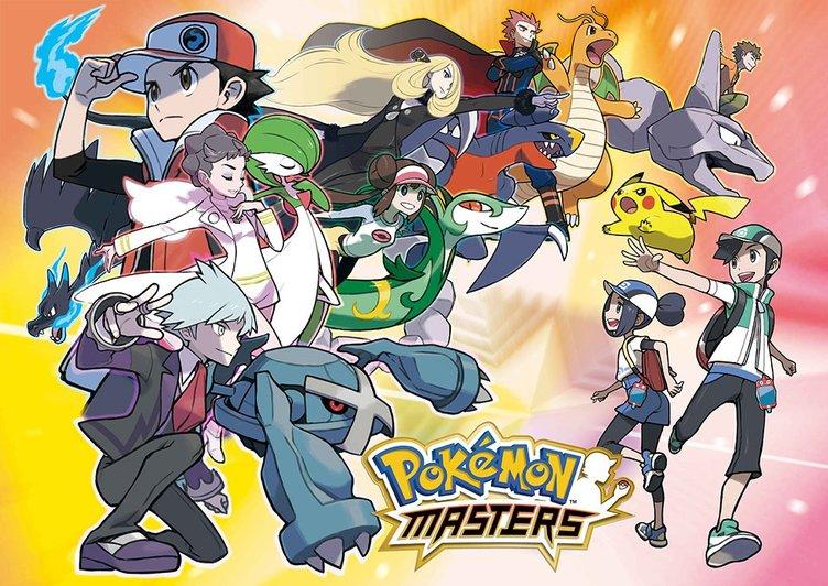 スマホゲーム「ポケモンマスターズ」発表 歴代トレーナーが大集結