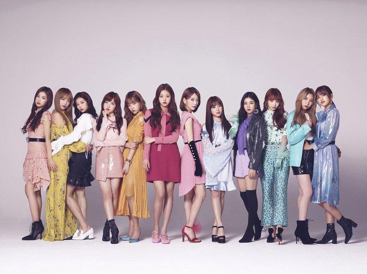 日韓アイドル「IZ*ONE」公式ゲームアプリ No.1プロデューサー目指すRPG