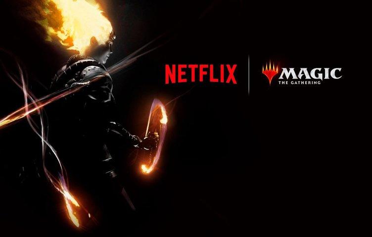 『Magic: The Gathering』Netflixでアニメ化 『アベンジャーズ』監督が手がける