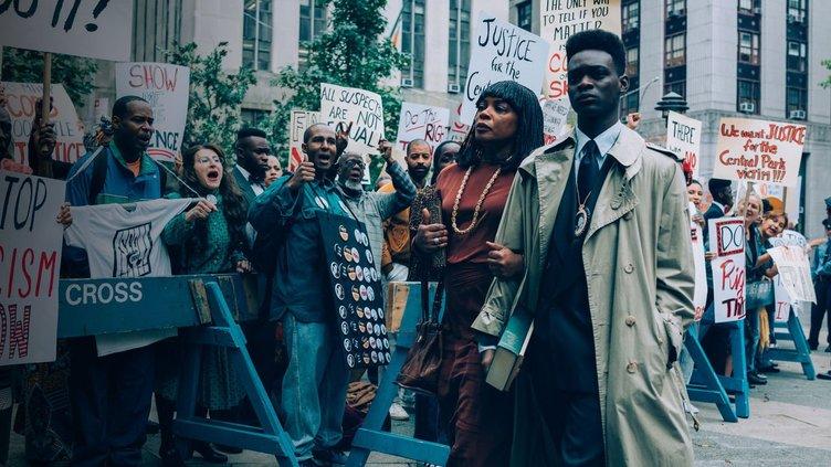 Netflix人種差別描く『ボクらを見る目』 史上最高の視聴回数を達成