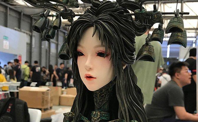 「ワンフェス上海」で痛感した、予測不可能なエネルギーを秘めた中国造型界