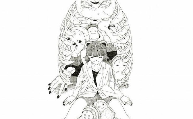 米津玄師の連載『かいじゅうずかん』再販 オリジナル版は最後の重版