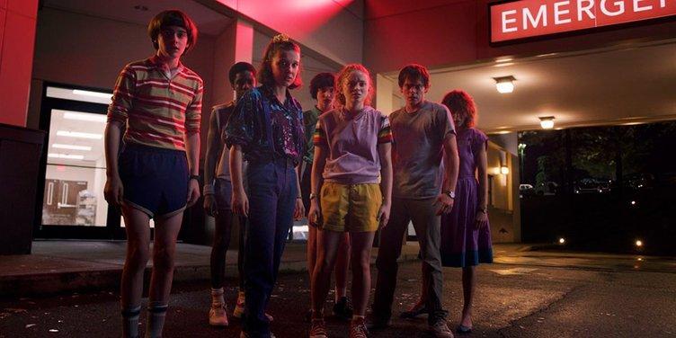 Netflix史上最高 『ストレンジャー・シングス』公開4日で約2千万人が全話視聴