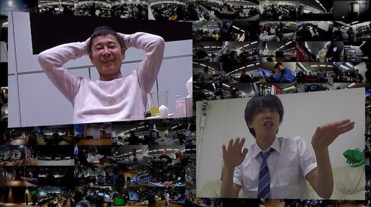 NHK『100カメ』ZOZOとはじめしゃちょーの畑密着 ジャンプ編集部に続く第2弾