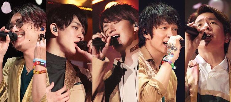関ジャニ∞「ドリフェス」で5人初ライブ Perfume、ゴスペラーズらと共演