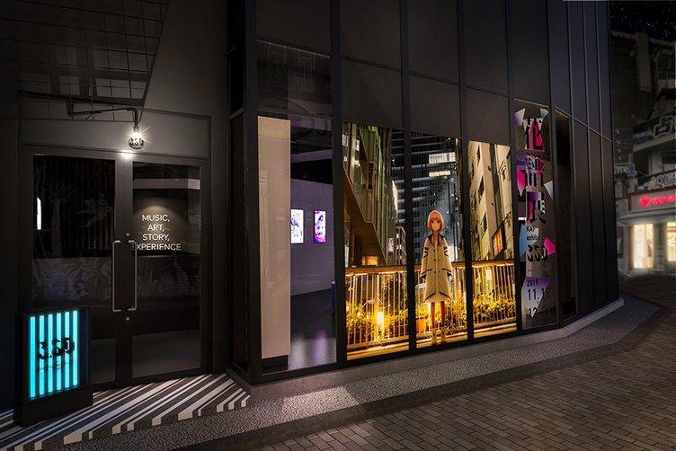 渋谷パルコに「3.5D」オープン 花譜ら擁するレーベルの旗艦店