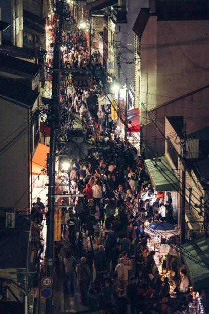 大将軍商店街振興組合 一条妖怪ストリート3
