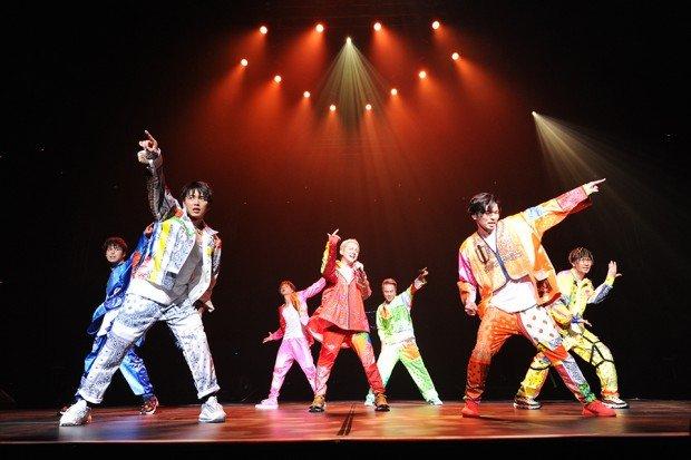 「LIVE DA PUMP 2019 THANX!!!!!!! FINAL at 日本武道館」