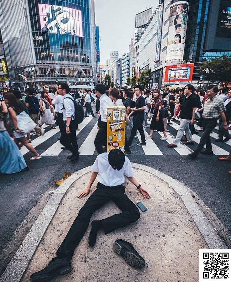 渋谷泥酔者を投稿「#SHIBUYAMELTDOWN」からアルバム 唾奇のMVも