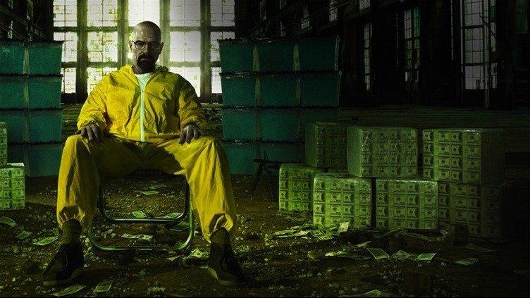 """化学教授が覚せい剤精製で逮捕 """"リアル""""ブレイキング・バッドと話題"""