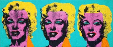 アンディ・ウォーホル展「三つのマリリン」など日本初公開作品100点