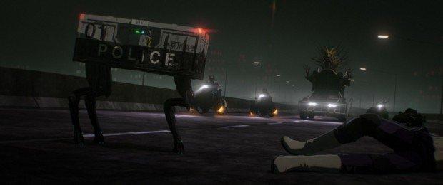警察ドローン