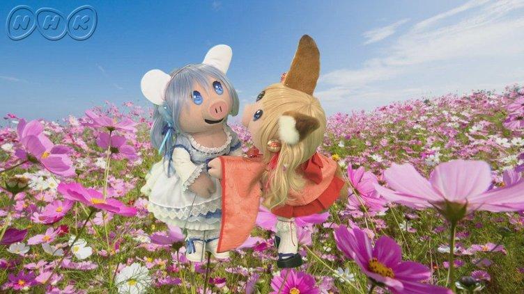 「ねほりんぱほりん」で「バ美肉」特集 NHKが迫るバーチャルの世界