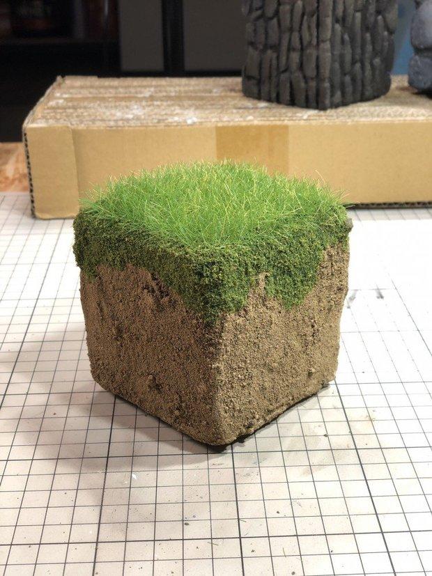草ブロック