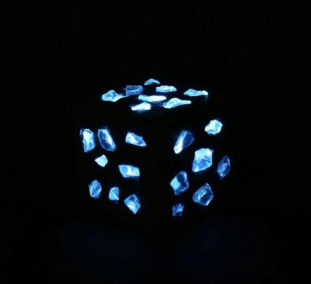 ダイヤモンド鉱石ブロック
