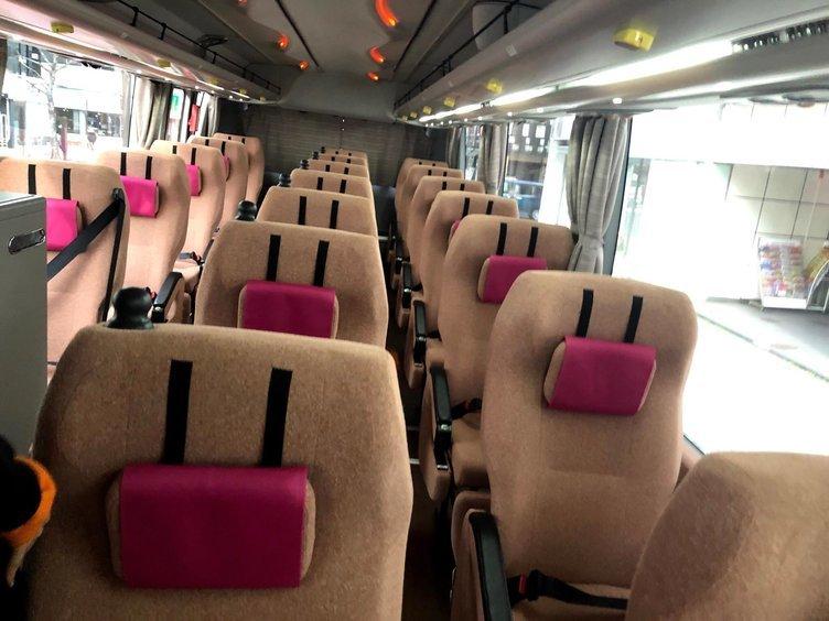 ディグダにしか見えないバス座席 大量発生でダグトリオのさらなる先へ
