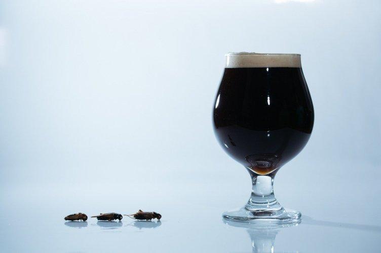 「コオロギビール」爆誕 丁寧に焙煎した福島県産フタホシコオロギを使用