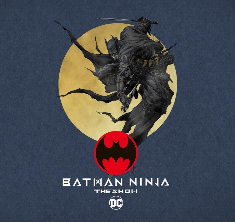 『ニンジャバットマン』舞台化 原作は中島かずき×神風動画のアニメ映画