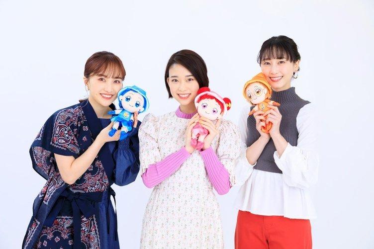「おジャ魔女」映画『魔女見習いをさがして』主演キャストは森川葵、松井玲奈、百田夏菜子