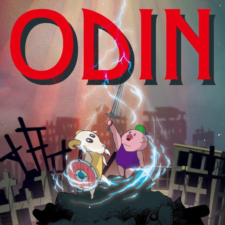 レオブタヤギハイ、新EP『ODIN』リリース バーチャルの地下から紡ぐHIP HOP