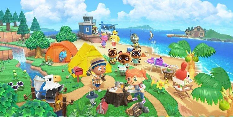 『あつまれ どうぶつの森』発売3日で188万本 Switch歴代1位の初週販売