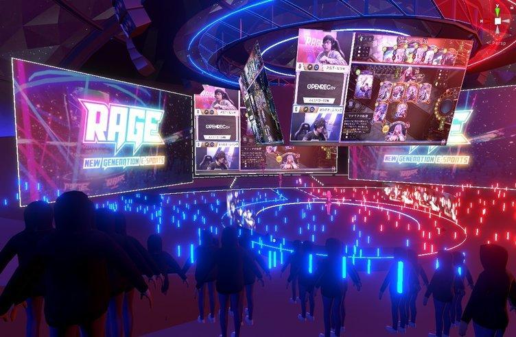 eスポーツ専用VR施設「V-RAGE」オープン 今注目されるVRの可能性