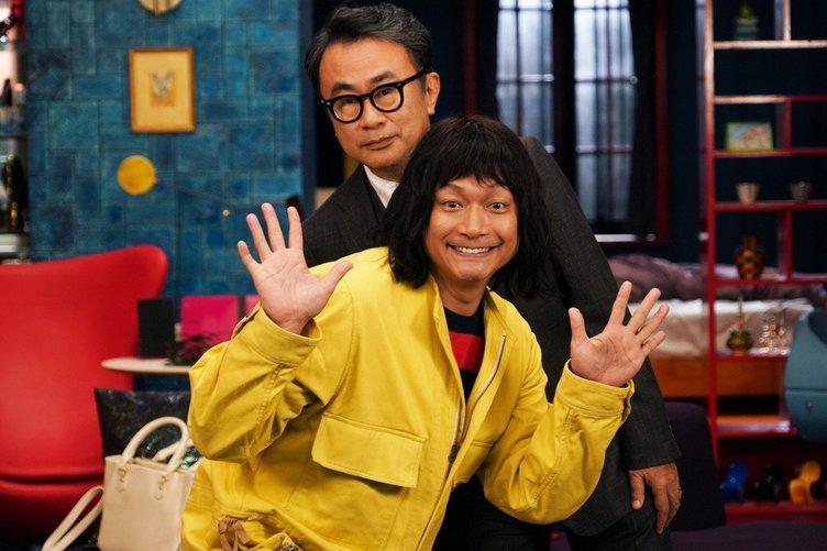 香取慎吾×三谷幸喜 ドラマ『誰かが、見ている』 人気の「シットコム」に挑戦