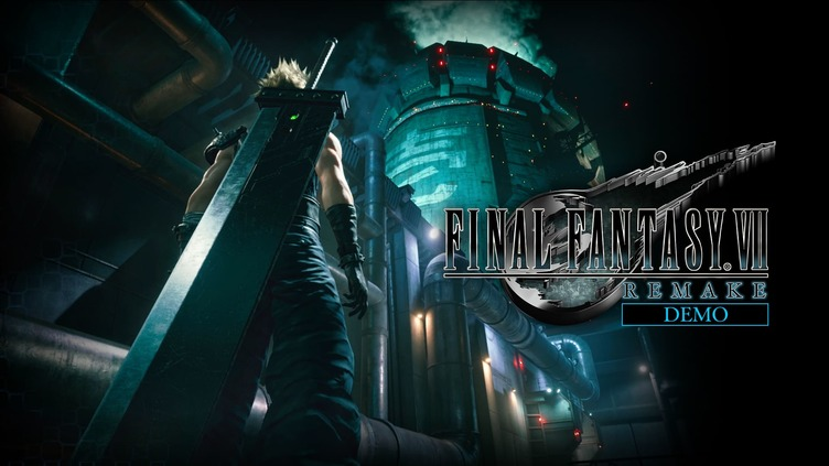 PS4『FINAL FANTASY VII REMAKE』体験版を配信 限定PS4用テーマも