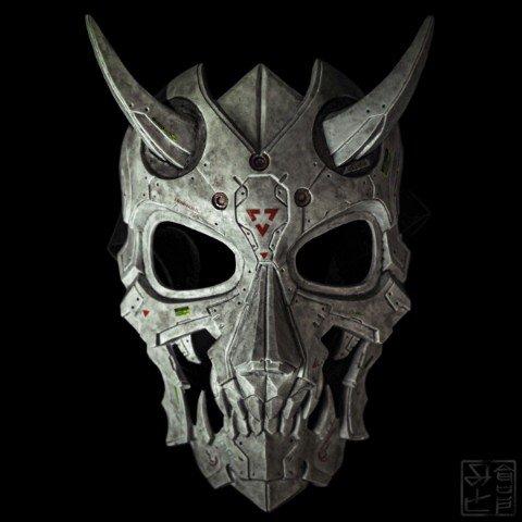 異形への憧れ「メカオニマスク」で実現 倉戸みとの傑作がヴィレヴァンに登場