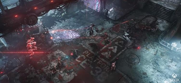 ハードSF&サイバーパンクアクションRPG「The Ascent」発表 次世代機Xbox Series Xにも対応