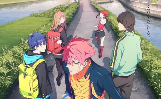 円谷×TRIGGER新作アニメ『SSSS.DYNAZENON』 キャスト&ビジュアルが解禁
