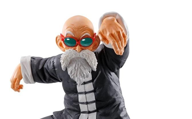 『ドラゴンボール』一番くじ おなじみの顔ぶれに並ぶ武天老師がかっけえ!