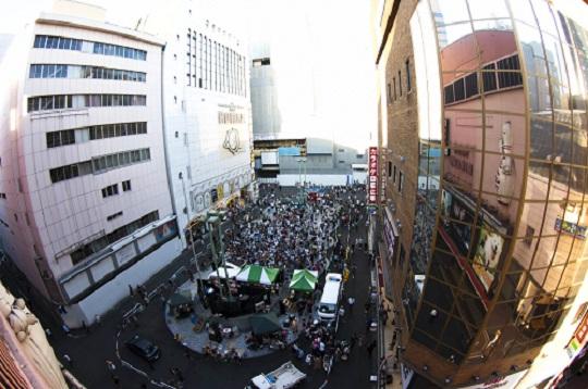 新宿に再びアニソンが響く!?『アニソンレイブin歌舞伎町~Re:animation5.5~』支援プロジェクトが開始