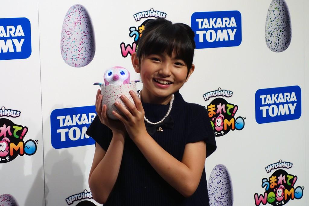 謎のタマゴおもちゃ『うまれて!ウーモ』の正体が判明! 10月7日に発売