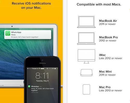 【アプリ】iPhoneの通知をMacに表示させる便利なアプリ LINEやTwitterに気づかない人にお勧め