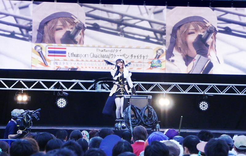 世界コスプレサミットが名古屋市で開催!コスプレカラオケ世界大会も白熱