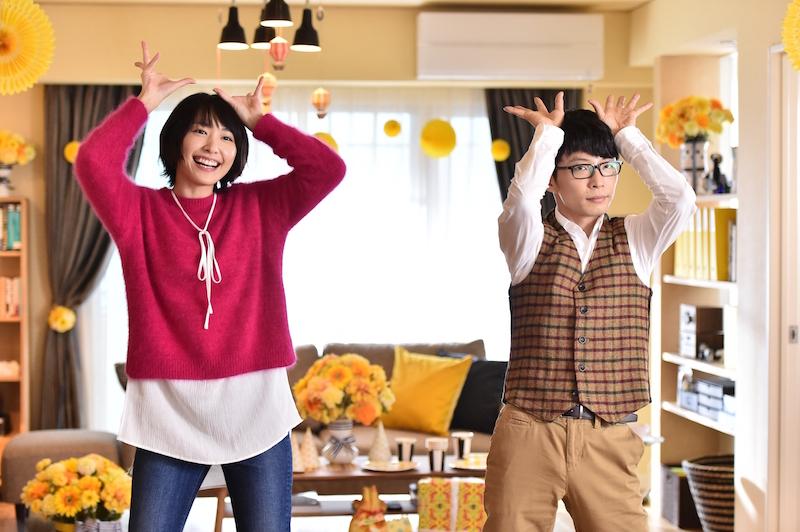 """ガッキー×星野源『逃げるは恥だが役に立つ』の""""恋ダンス""""、人気すぎてフルバージョンの動画公開決定"""