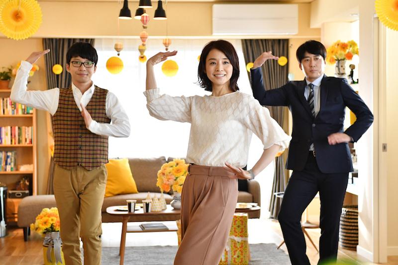 「逃げ恥」恋ダンス、石田ゆり子・安住アナバージョンが「めっさ可愛かった」と大絶賛!星野源は、恋ダンスブームに「こんなになるとは」