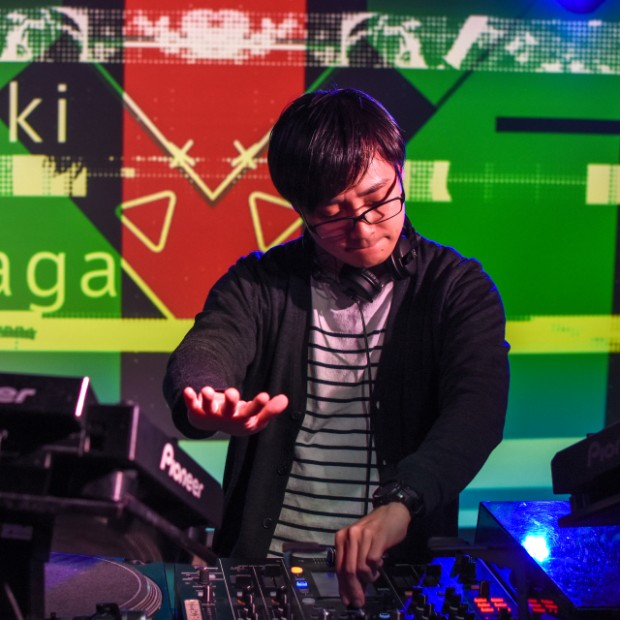 POP TECH PARTY_Takayuki Tominaga