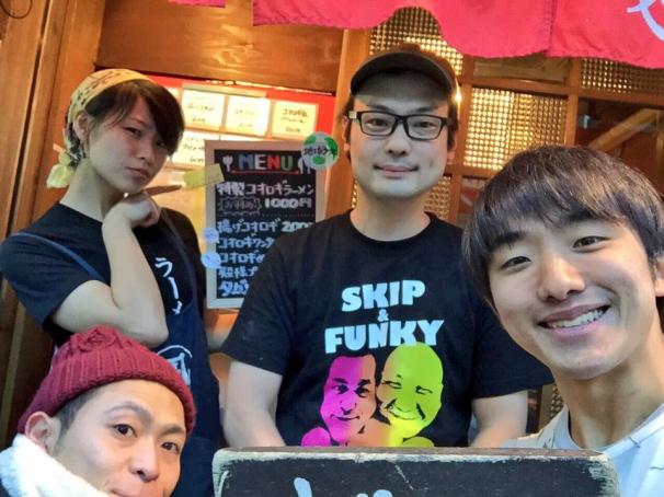 地球少年・篠原祐太のコオロギラーメン実食レポート24