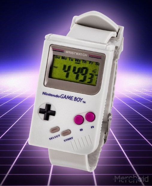 Nintendo: Time To Step Things Up Game Boy Color Watch