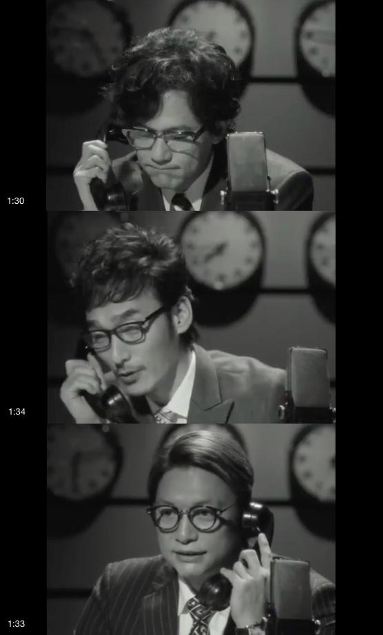 稲垣、草彅、香取による電話相談室 おばあちゃんにabemaTVを説明