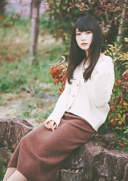 Diora美少女連載「雪見みと」_